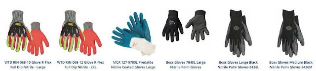Disposable Nitrile Hand Gloves –high quality and low box price