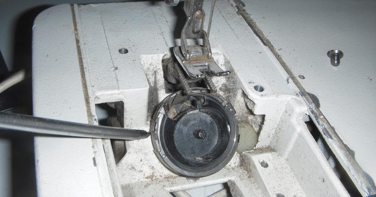Maquinas De Coser Como Se Coloca La Cazoleta Negra En La Maquina De Coser Sigma 2000
