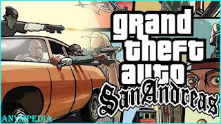 Grand Theft Auto: San Andreas MOD APK New Version Unlimited Money GTA Terbaru 2020