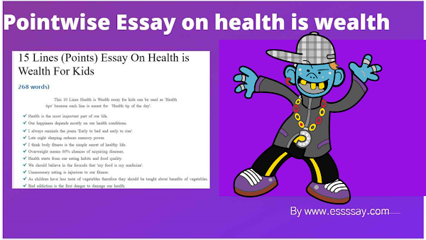 pointwise essay with a boy sitting on table