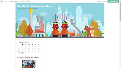 geraldi rizki wagomu blog