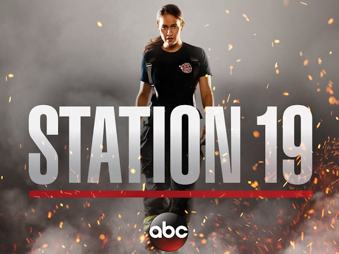 Station 19 arrive sur Amazon Prime Video