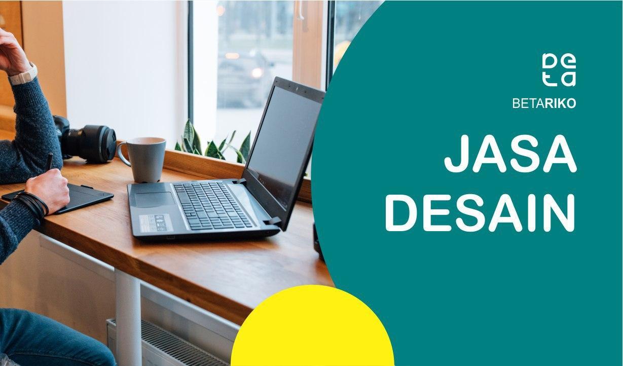 Harga Jasa Pembuatan Desain Logo Website dan Online Shop