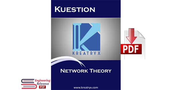 Network Theory ElectricalL Engineering Kuestion MCQs