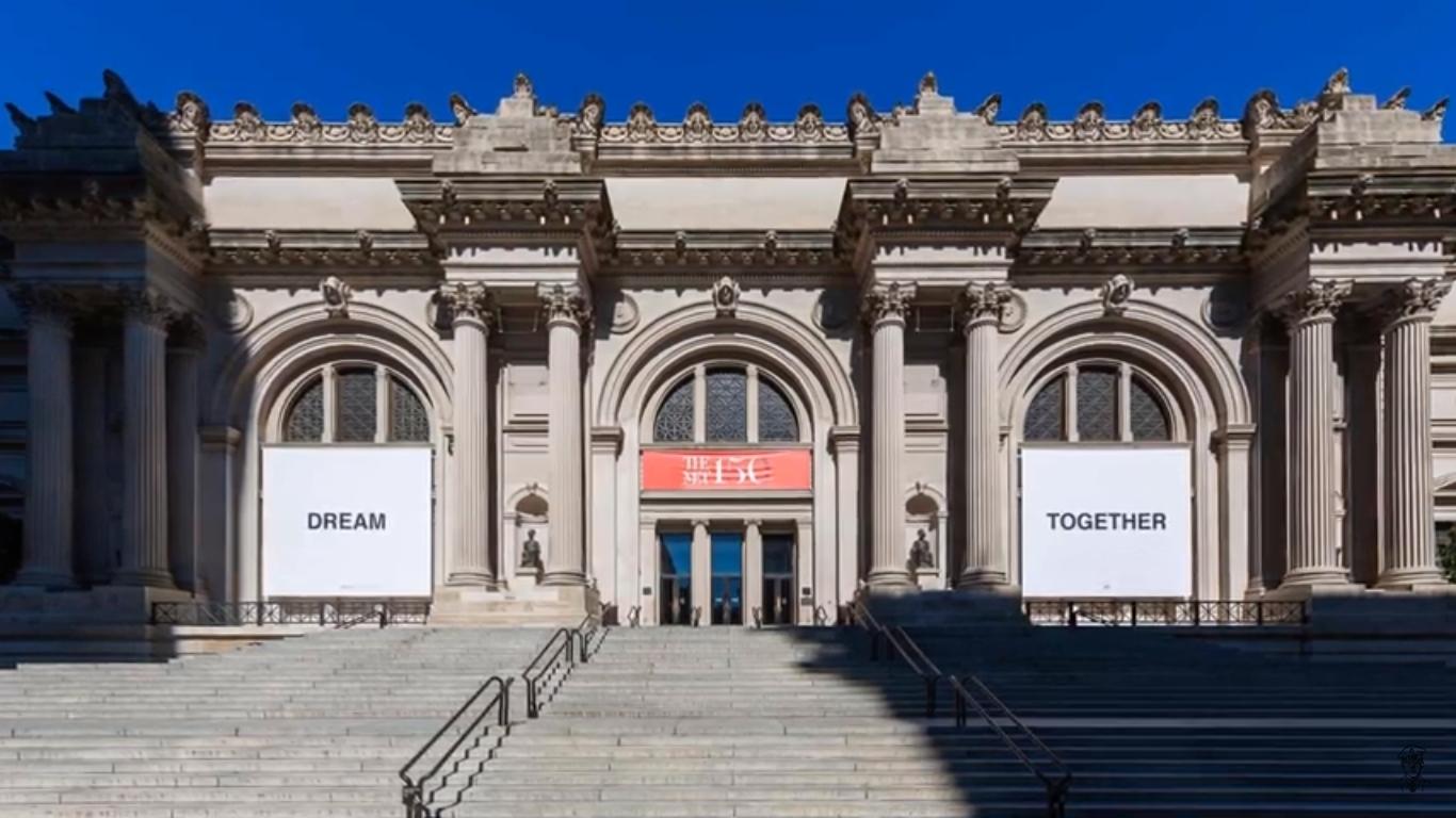 Google celebrates Metropolitan Museum of Art with animated Doodle