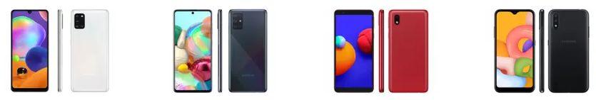 Comprar Smartphone Samsung Galaxy