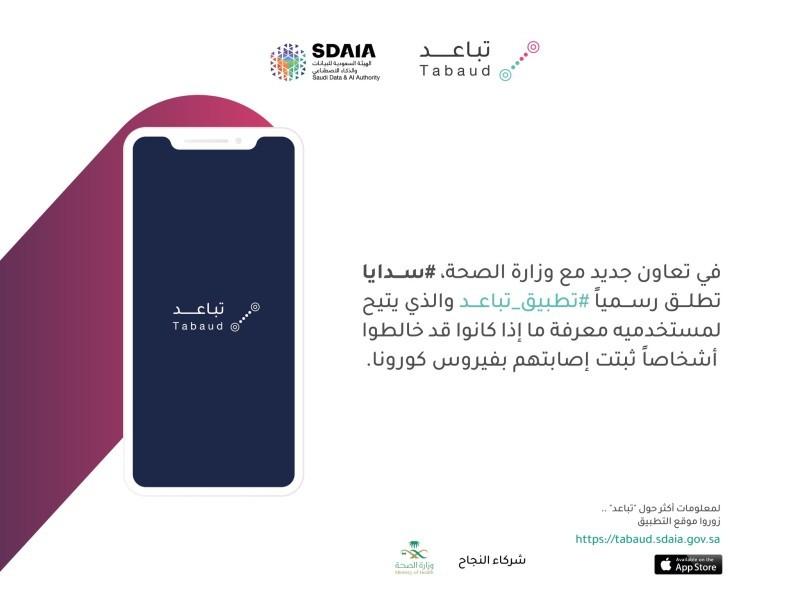تطبيق تباعد .. كل ما تحتاج إلى معرفته حول التطبيق السعودي للتباعد الاجتماعي للوقاية من فيروس كورونا