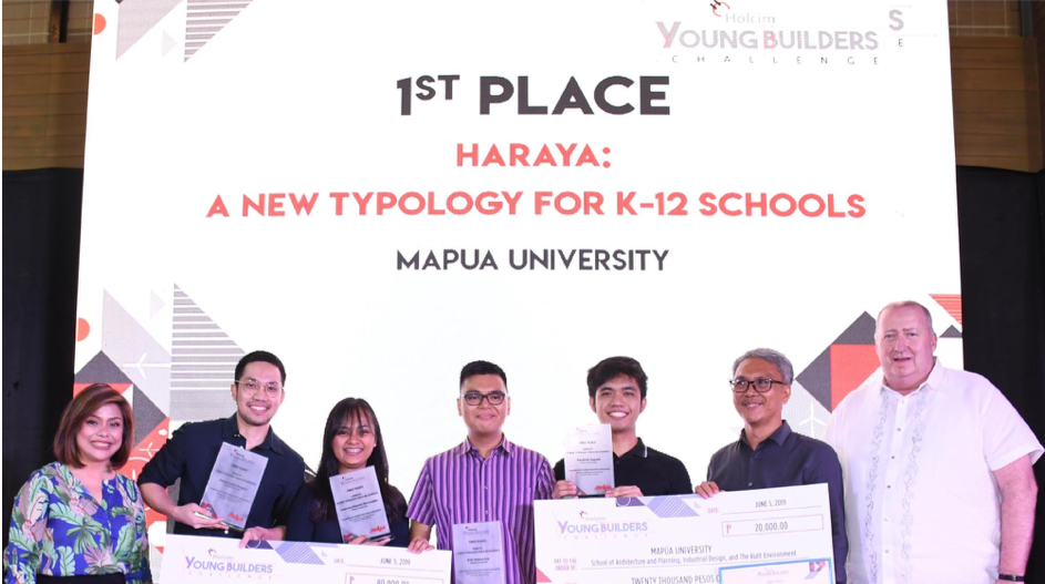 2019 Young Builders Challenge with Haraya : A New Typology for K-12 Schools
