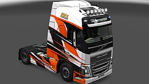 Volvo Andreas TS skin mod