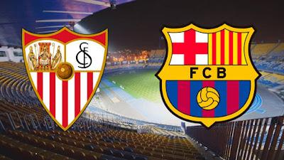 Barcelona vs Sevilla : La Liga Live Stream