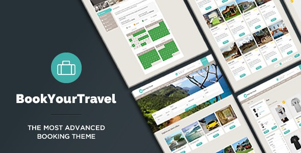 Free Download  Book Your Travel Themeforest Premium Responsive