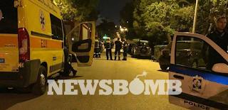 Θρίλερ στη Νέα Σμύρνη: Άνδρας απειλεί να αυτοκτονήσει