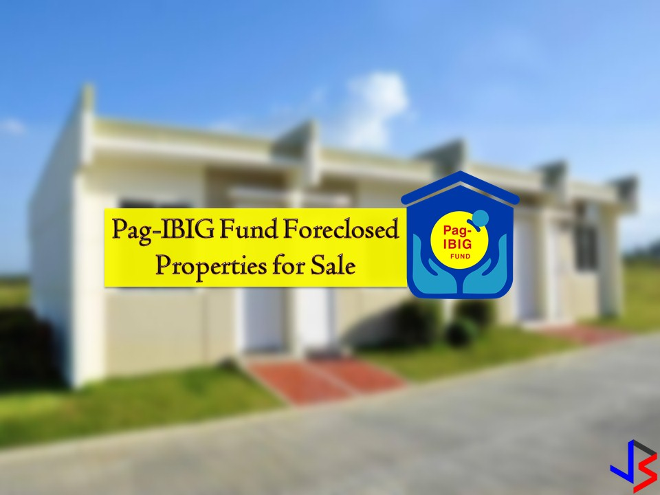 Hundreds of acquired assets and properties of the Pag-IBIG Fund will be auctioned this October 2018.  Different branches of Pag-IBIG nationwide will be participating in public auctions with the following schedules below. So if you are looking for real properties where you can invest your money, check the following list. Pag-IBIG fund has a lot of foreclosed properties for sale such as lot, single-attached houses, townhouses, duplex houses, quadruplex, row house, and many others.   Disclaimer: Jbsolis.net is not affiliated nor connected with the Pag-IBIG Fund. All foreclosure property listing below is taken from the Pag-IBIG website — www.pagibigfund.gov.ph. Interested parties may transact only through Pag-IBIG authorized agent when participating the auction or contact directly the Pag-Ibig branches in your area.