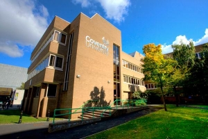 2017 Future Global Leaders Undergraduate Scholarship At Coventry University