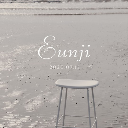 APINK Jung Eunji confirmed the release date of her solo album on July 15th!