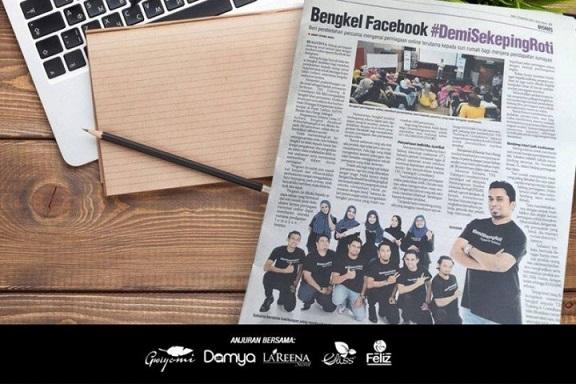 Seminar Facebook Percuma #DemiSekepingRoti
