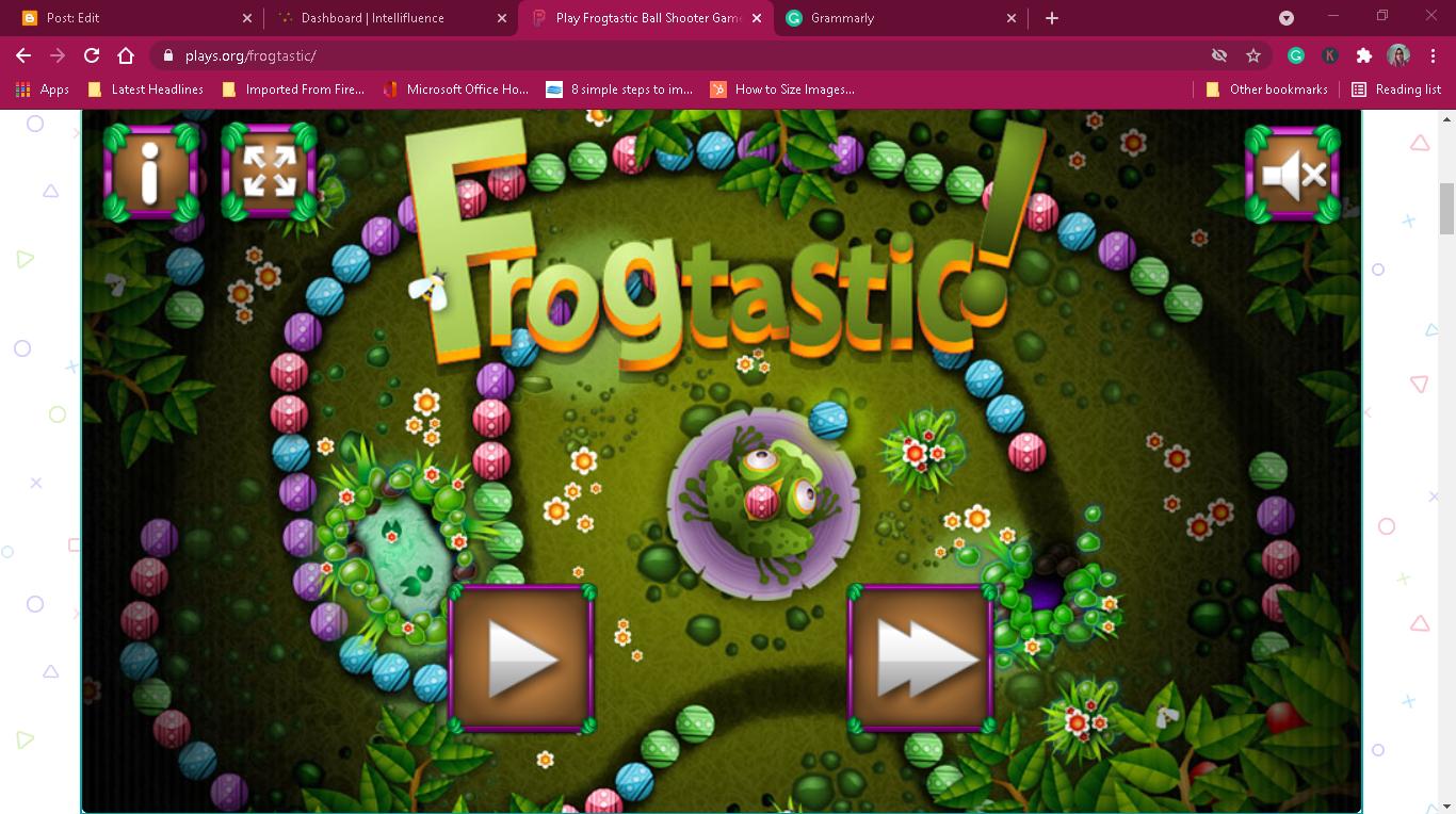 Frogstatic