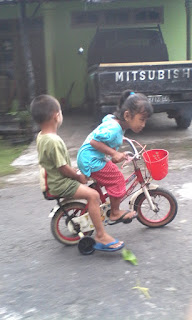 Belajar sepeda dengan aman dan mudah
