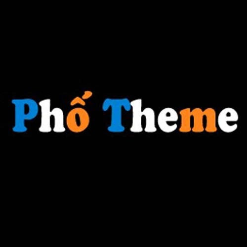 Thiết kế website Phố Theme - cover