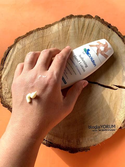 DrXdion Softening Hand Lotion Yumuşatıcı El Losyonu 1