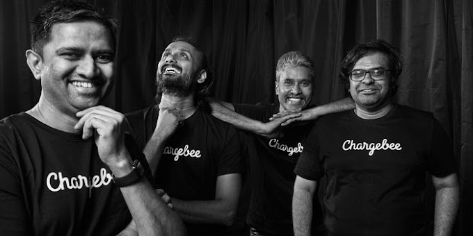 How 1 Ex-Cognizant and 3 Former Zoho Employees Went On To Create a Unicorn