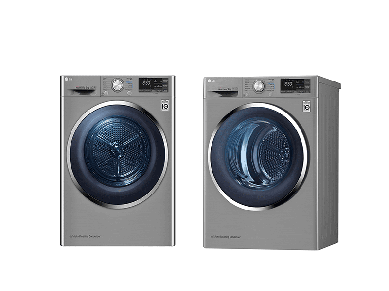 LG launches Dual Inverter Heat Pump Dryer in PH!