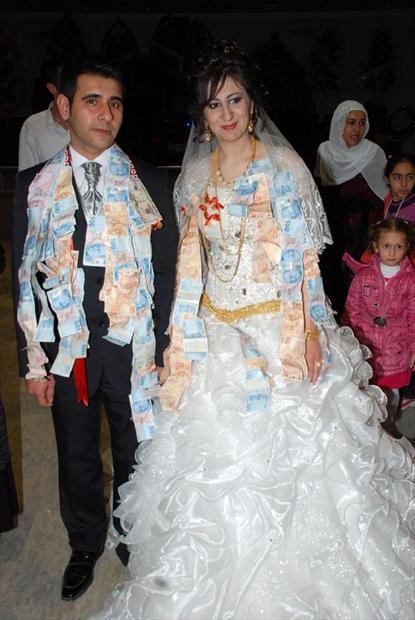 Turkische Hochzeit Geschenk Geld