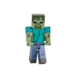 Minecraft Series 3 Zombie Overworld Figure
