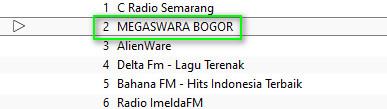 Radio Megaswara 100.8 FM Bogor