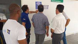 UPA de Samambaia recebe Wi-Fi-Social