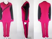 Koleksi Model Baju Olahraga Wanita Lengan Panjang Terfavorit