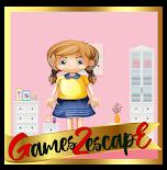 Play Games2Escape - G2E Pink R…