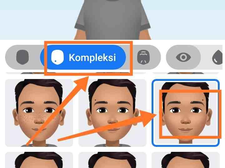 avatar fb come fare