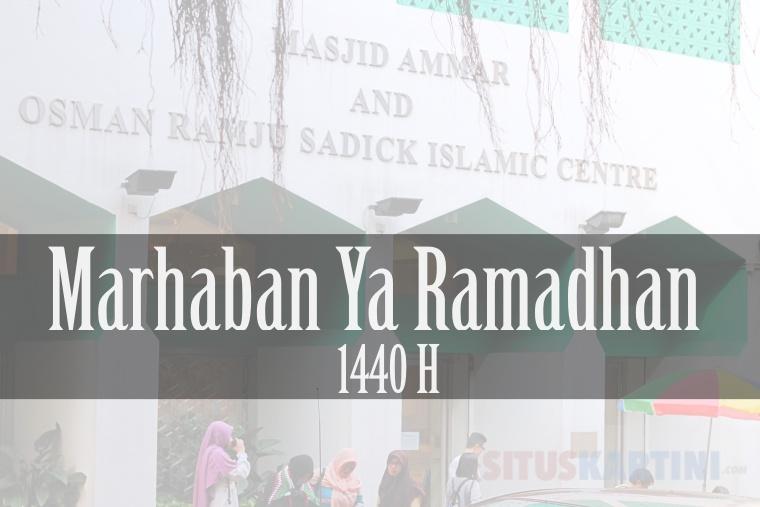 Marhaban Ya Ramadhan : Berikut Do'a Sahur dan Niat Puasa Ramadhan