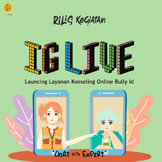 Launching Layanan Konseling Online Bully Id