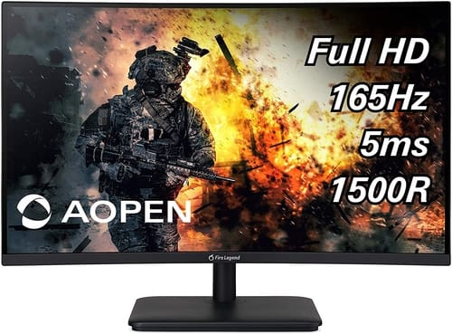 Review AOPEN 27HC5R Pbiipx 27 Curved Full HD Monitor