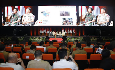 stabilitas keamanan adalah sinergitas TNI-Polri