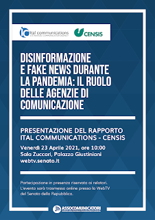 Rapporto Ital Communications - Censis