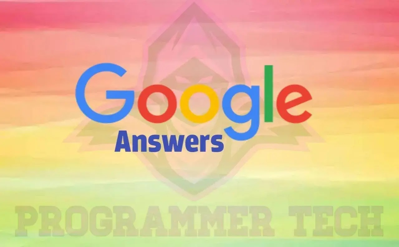 إجابات جوجل