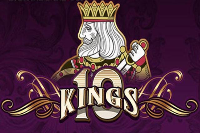 ULASAN SLOT RELAX GAMING 10 KINGS