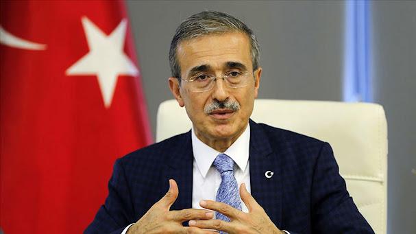 Savunma Sanayii Başkanı İsmail Demir kimdir? aslen nerelidir? kaç yaşında? biyografisi ve hayatı hakkında kısa bilgi.