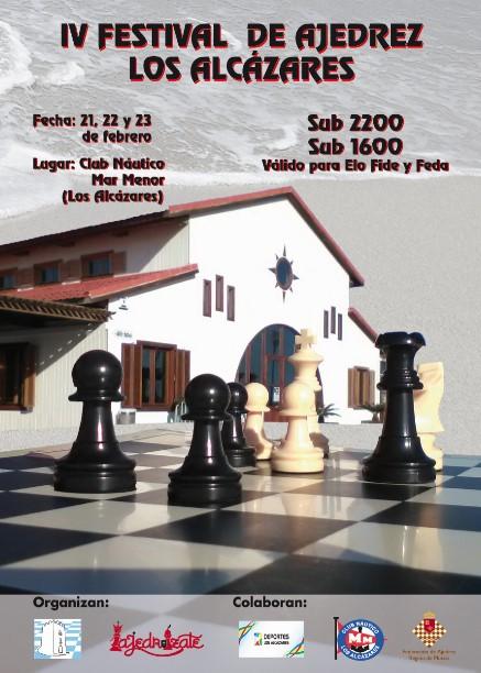 21-23 febrero, Festival Los Alcázares IRT S-2200 S-1600