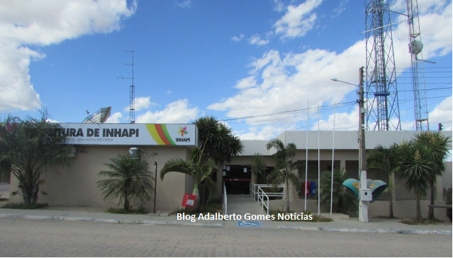 Prefeitura de Inhapi nomeia 6 aprovados em concurso público realizado em 2015