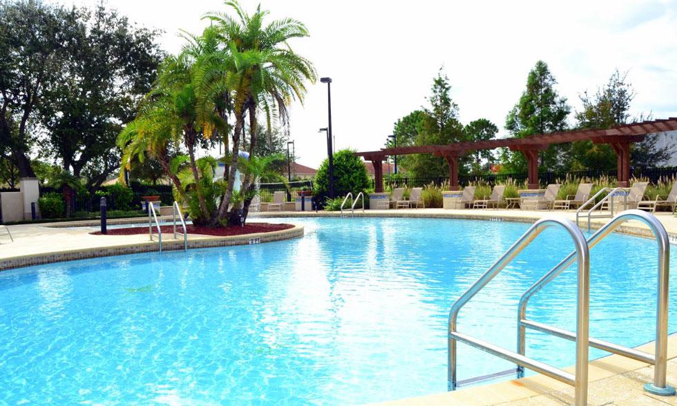 Condom Nio De Casas Lucaya Village Resort Em Orlando