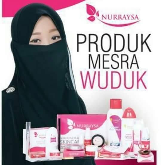 Nurraysa Produk Mesra Solat | Collagen Soap