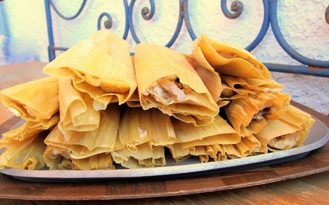 pressure cooker tamales