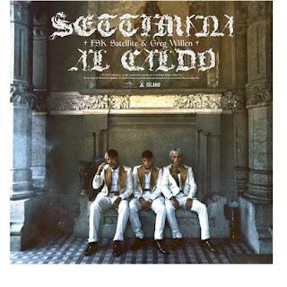 """Copertina di """"SETTIMANA AL CALDO"""", il nuovo singolo di FSK."""