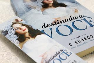 Destinada a Você: O Acordo - Série Destinados #01 - Lucy Berhends