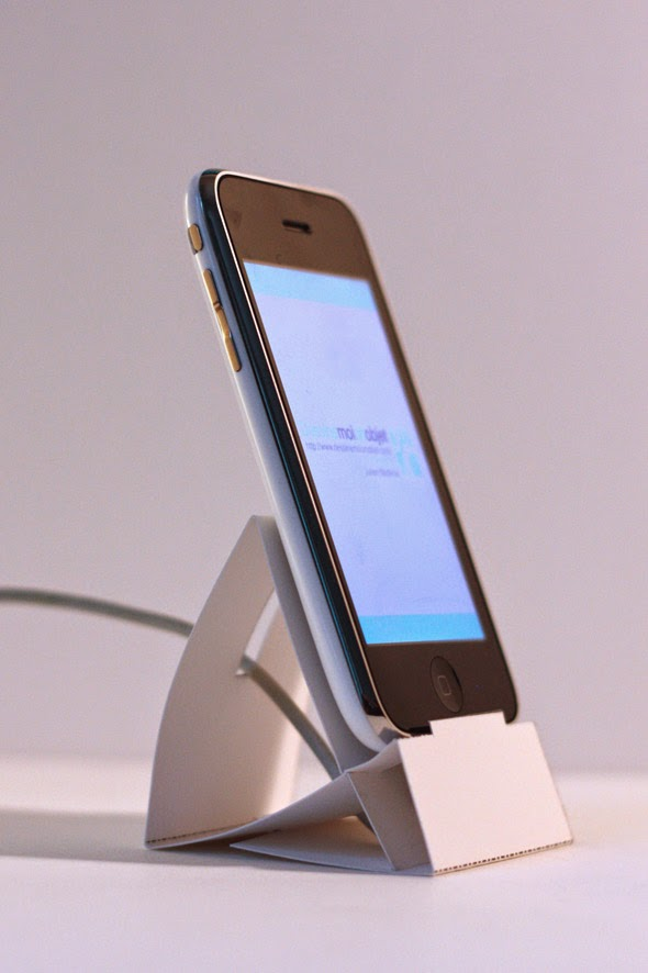 Kerajinan Tangan Dari Kardus | Kerajinan Tangan Yang Mudah | Smartphone Stand 1