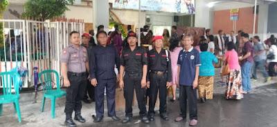 32 Personil Satgas PDI Perjuangan Kota Mojokerto Siap Amankan Nataru